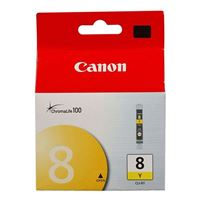 Canon CLI-8Y Yellow Cartridge