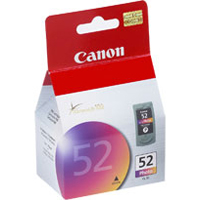 Canon CL-52 Photo Tri-Color Cartridge