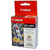 Canon BCI-6PC Photo Cyan Cartridge