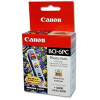 Canon BCI-6PC Photo Cyan Cartridge
