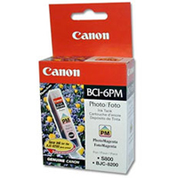 Canon BCI-6PM Photo Magenta Cartridge