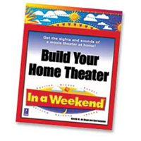 Premier Press Build Your Home Theater In a Weekend