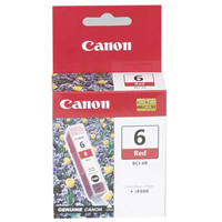 Canon BCI-6R Red Cartridge