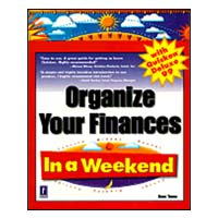 Premier Press Organize Your Finances with Quicken Deluxe 99 in a Weekend