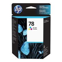 HP HP 78 Tri-Color Cartridge (C6578DN)