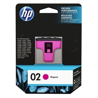 HP HP 02 Magenta Ink Cartridge (C8772WN)
