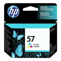 HP HP 57 Tri-Color Ink Cartridge (C6657AN)