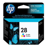 HP 28 Tri-Color Ink Cartridge (C9728AN)