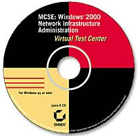 Sybex MCSE Windows 2000 Network Infrastructure Administration Virtual Test Center