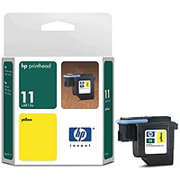 HP 11 Yellow Printhead (C4813A)