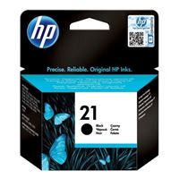 HP HP 21 Black Ink Cartridge (C9351AN)