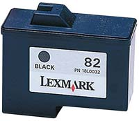 Lexmark 18L0032 Black Ink Cartridge