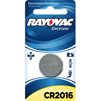 Rayovac 3.0 Volt Lithium Coin Battery