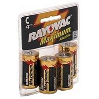 Rayovac C Cell Alkaline Rayovac Batteries