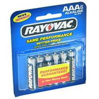 Rayovac Maximum Alkaline AAA Batteries