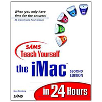 Sams Teach Yourself iMac in 24 Hours