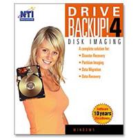 NewTech Infosystems DriveBackup 4