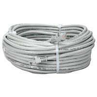 QVS CAT 6 Gray Snagless Network Cable 100 Foot