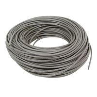 Belkin CAT 5e Gray Bulk Network Cable 250 Foot
