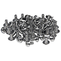"StarTech Screws M3 x 1/4"" Long 50-Pack"