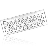 MacAlly iKeySlim USB Keyboard