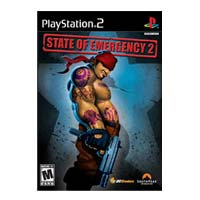 Intelliguides State of Emergency - PS2