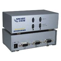 QVS 2 Port VGA Video Share Switch