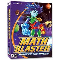 Knowledge Adventure Math Blaster: Master the Basics (PC)