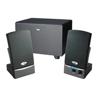 Cyber Acoustics CA 3000 Stereo Speaker Set with Subwoofer