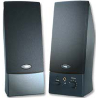 Cyber Acoustics Amplified Computer Speakers