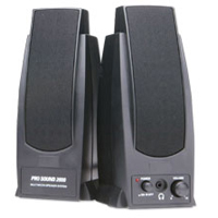 Inland Pro Sound 2000 Stereo Speakers