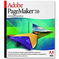 Adobe PageMaker 7.0.2 (PC)