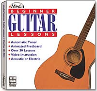 eMedia Beginner Guitar Lessons (PC/Mac)