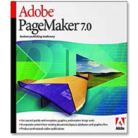Adobe Pagemaker 7.0.2 Upgrade (PC)