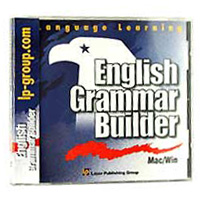 Laser Publishing Group English Grammar Builder Deluxe (PC/Mac)