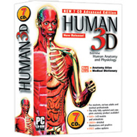 MegaSystems Human 3D Advanced Edition