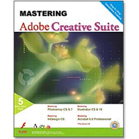 Amazing eLearning Mastering Adobe Creative Suite  (PC/Mac)