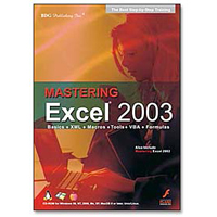 Amazing eLearning Mastering MS Excel 2003 (PC/Mac)