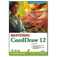 Amazing eLearning Mastering CorelDraw 12 (PC/Mac)