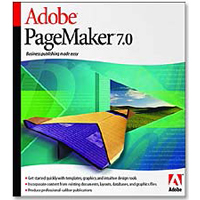 Adobe Pagemaker 7.0.2 (Mac)