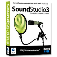 FreeVerse Sound Studio 3 (Mac)