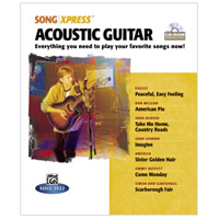 Alfred Software Song Xpress: Acoustic (PC)