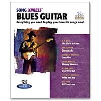 Alfred Software Song Xpress Blues