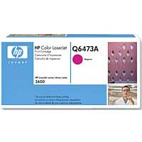 HP Q6473A Magenta LaserJet Toner Cartridge