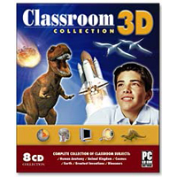 MegaSystems Knowledge Collection 3D (PC)