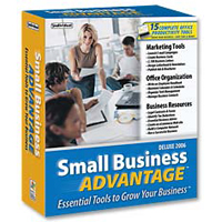 Individual Software Small Business Advantage Deluxe PC)