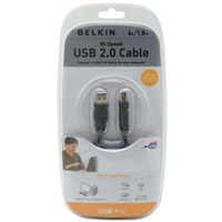 Belkin Pro Series USB 2.0 A/B Cable