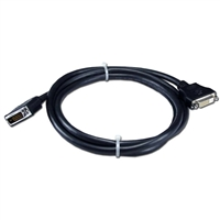 QVS Premium Dual-Link DVI M/F Digital Flat Panel Extension Cable