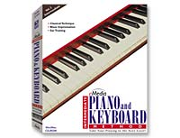 eMedia Intermediate Piano & Keyboard Method (PC/Mac)