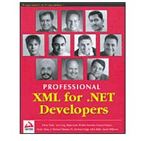 WROX Press Professional XML for .NET Developers